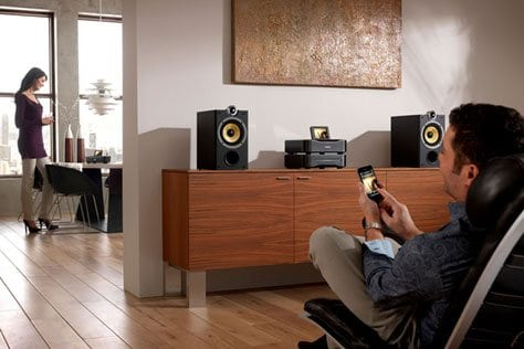 home full audio system