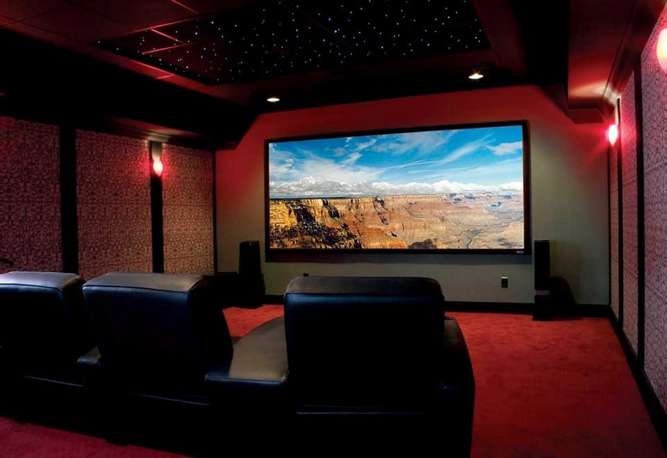 home theater installation chicago