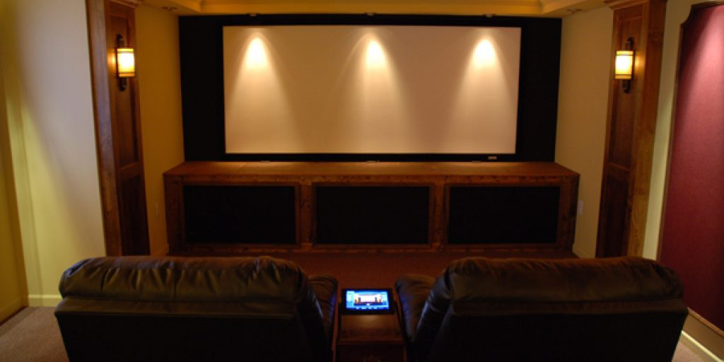 Nice Learn How To Lay Out A Home Theater ...