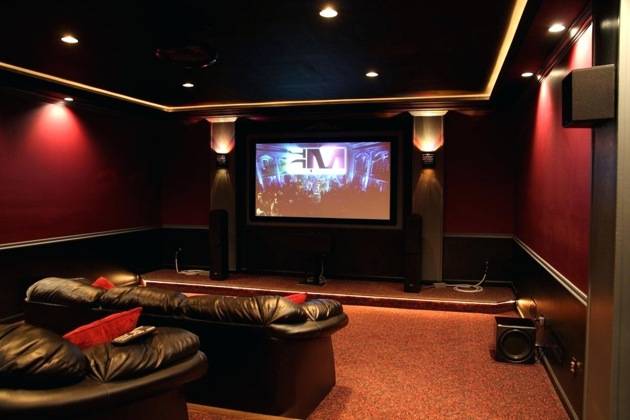 10 Great Basement Home Theater Ideas Find Your Own